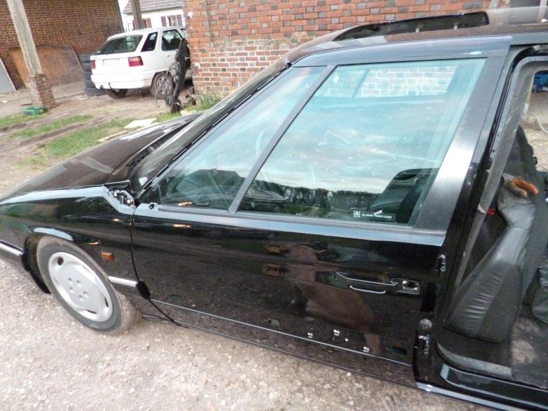 Remontage des portes jilks - Repeindre une porte de voiture ...